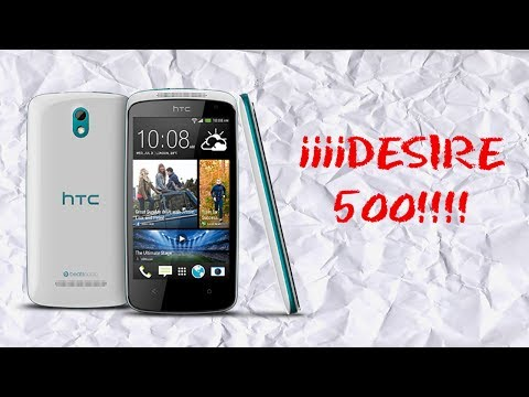 Review completa español HTC Desire 500