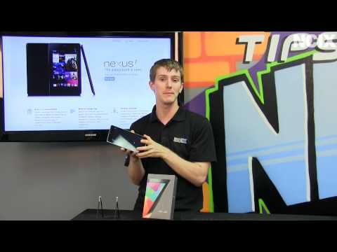 Google ASUS Nexus 7 Android 4.1 Jellybean Tablet Showcase & Review NCIX Tech Tips