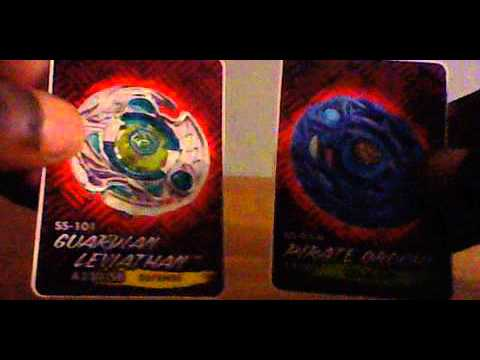 Beyblade Shogun Steel: Leviathan Orochi Water Synchrome 2 pack unboxing