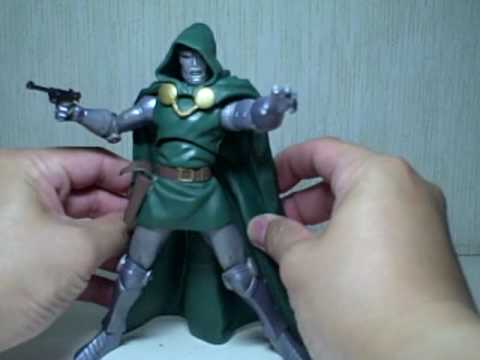 Marvel Legends Doctor Doom Video