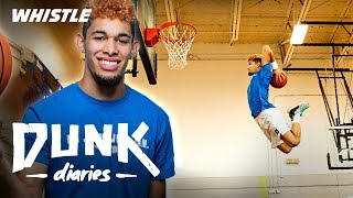 Isaiah Rivera: BEST Dunker In The World? | Dunk Diaries