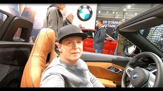BMW Z4 M40i ROADSTER ALL NEW MODEL 2019 WALKAROUND AND INTERIOR
