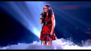 Andrea Begley  My immortal  The voice UK 2013  Final