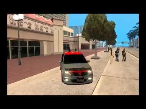Dacia Logan Turkey Tuning