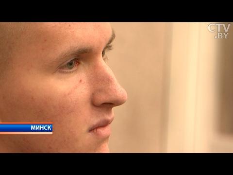 Убивая, слушал музыку: что говорил на суде обвиняемый по делу о резне бензопилой в Минске