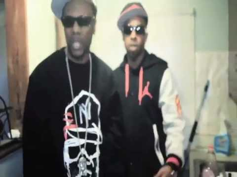 Pillz & Ar Ra Niggas Aint Fuking Wit Us!!!! Mb hithouse video