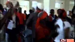 ECG Workers in Ashanti Region - News Desk (24-11-14)