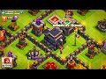 Clash Of Clans How To Get Legends At Town Hall 9 How Is This Even Possible Town Hall 9 Record image