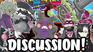Pokémon Galarian Forms Are EPIC, And Here's Why! New Pokémon Sword & Shield Discussion!