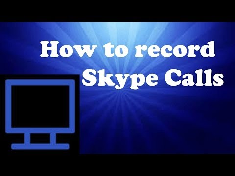 How to record Skype calls with Dxtory