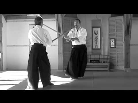 Fundamental Aikido Ken and Jo  with Daniel Toutain Sensei Image 1