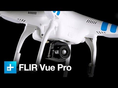 FLIR Vue Pro thermal camera for your UAV - Review