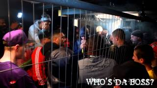 DEPZMAN VS BRUTEZ (WDB - 1st ever clash ) footage from dvd
