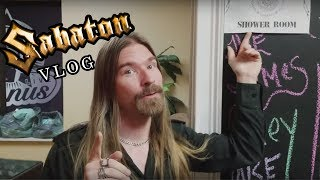 Sabaton Vlog - Wrapping up The North American Tour 2018
