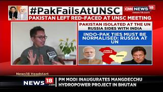 Pakistan Isolated At UN After Russia Sides With India On Kashmir