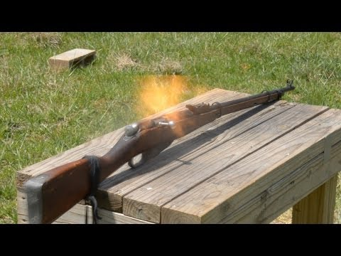 Mosin Nagant Torture Test: Part 2