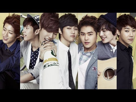 [M/V]INFINITE_Man In Love_(남자가 사랑할 때)