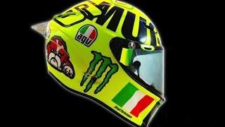 download lagu Tilik Indahnya Desain Khusus Helm Agv Valentino Rossi Di gratis