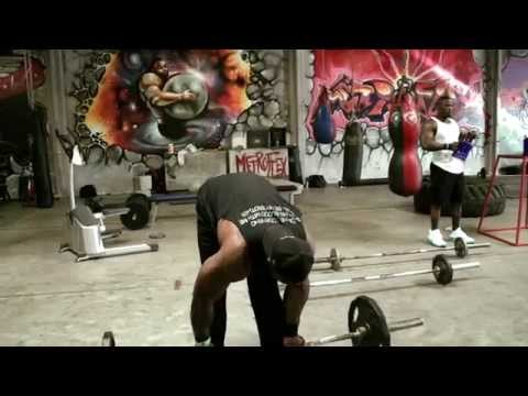Mike Rashid. Big Rob- Destroyin Arms with CT Fletcher