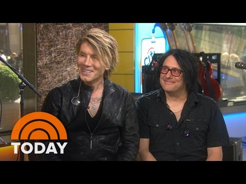 Goo Goo Dolls On Lasting Success: 'We Thought We Would Last 3 Months'   TODAY