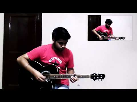 Dil Ko | Rehna Hai Tere Dil Mein 2001 | Guitar Cover video