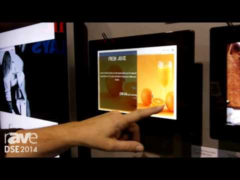 DSE 2014: ViewSonic Shows Wall Mounted All-in-One Digital ePoster