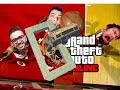 GTA V Online - BASQUETE DE CARRO MAIS FAIL DAS HISTORIA com Made e Marcs
