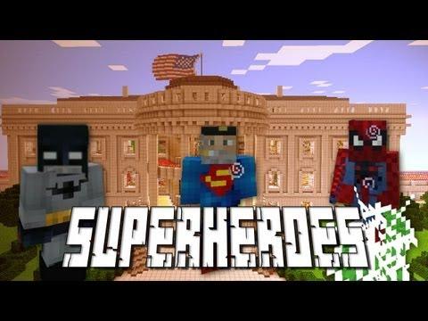 SUPERHEROES MOD