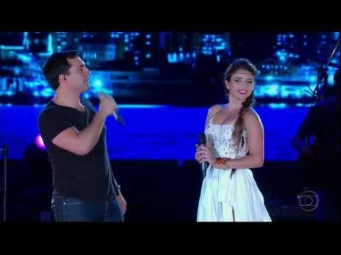 [HD] Paula Fernandes e Daniel Boaventura - I Loved You | Festival de Verão de Salvador 2012 Music Videos