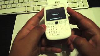Blackberry Curve 9320, Unboxing and quick review
