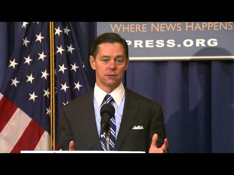 Ralph Reed at the National Press Club