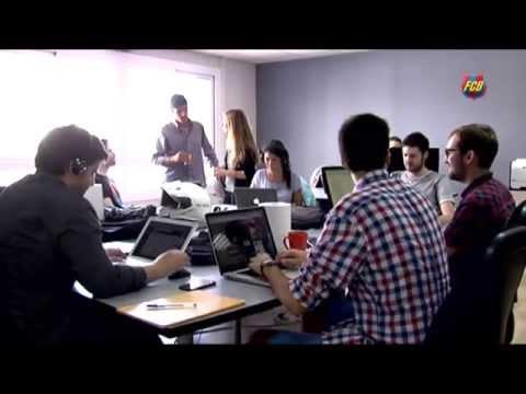 Weloba, una nova mirada sobre el Barça