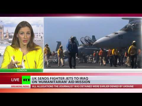 Surveillance Mission: UK to send 3 Tornado jets to Iraq