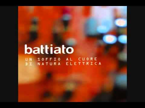 Franco Battiato - Come Away Death