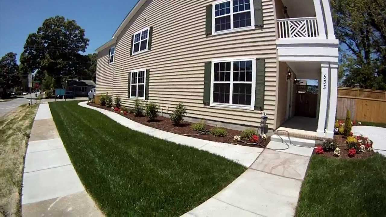 New construction homes for sale virginia beach 533 13th Modern homes for sale in virginia