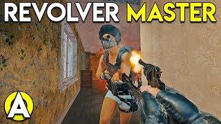 REVOLVER MASTER - PUBG