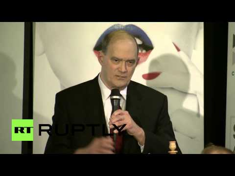 Germany: 'Easy to recognise illegal NSA activity' - whistleblower prize winner Binney