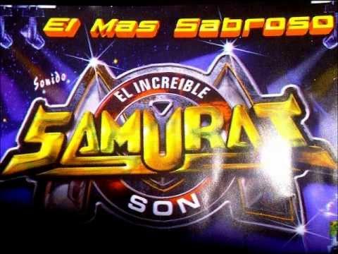 Sonido Samurai Cumbia de las Cholitas Col. Salvador