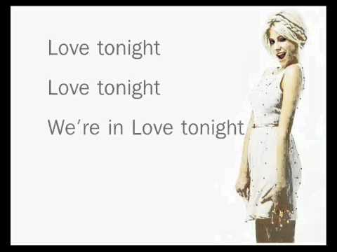 Pixie Lott- Kiss The Stars - Lyrics HQ