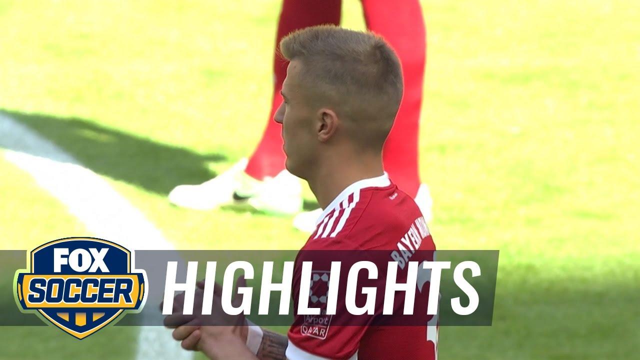 Bayern Munich vs. Eintracht Frankfurt | 2017-18 Bundesliga Highlights