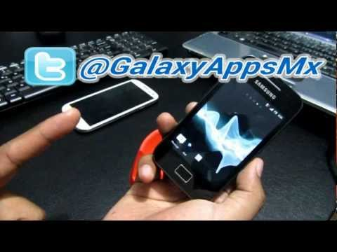 [ROM] Xperiatized V13 para Galaxy Ace S5830 [Tutorial paso a paso] (Español Mx)