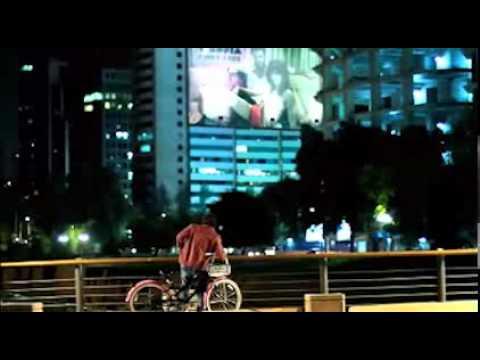 Mejor escena de Que pena tu vida (Pelicula Chilena) - Bicicleta, Puta culeaaa