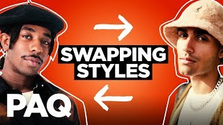 We Swapped Styles and Dressed Like Each Other!