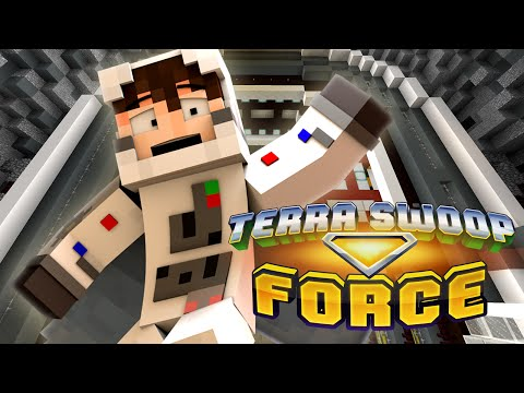 MINECRAFT - Terra Swoop Force - BEST ADVENTURE MAP EVER!