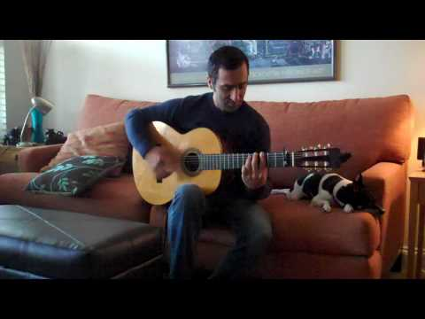 Chicuelo - A la Deriva (tangos) - toque y cante