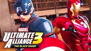 Marvel Ultimate Alliance 3: The Black Order - Official Launch Trailer
