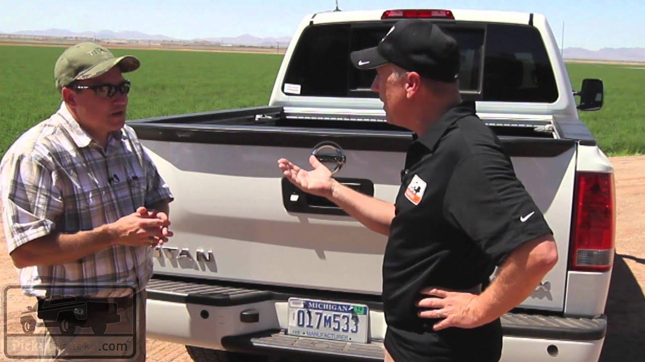 Innovative 2014 Nissan Titan  YouTube