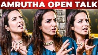 Amrutha Srinivasan Open Talk | Kallachirippu