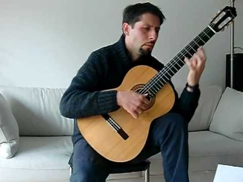 The Godfather (Classical Guitar Arrangement By  Giuseppe Torrisi - Performed By Santy Masciarò)