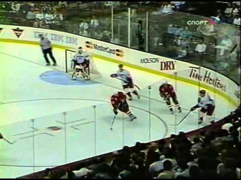 Кубок мира 1996, Россия - Канада